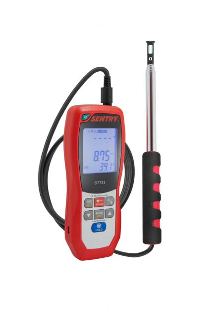 ST-730热线式风温风速仪|ST-732_ST-733热线式风温风速风量仪(USB)|ST730_ST732_ST733